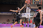 DESCRIZIONE : Trofeo Meridiana Dinamo Banco di Sardegna Sassari - Olimpiacos Piraeus Pireo<br /> GIOCATORE : Christian Eyenga<br /> CATEGORIA : Tiro Tre Punti Three Point Ritardo<br /> SQUADRA : Dinamo Banco di Sardegna Sassari<br /> EVENTO : Trofeo Meridiana <br /> GARA : Dinamo Banco di Sardegna Sassari - Olimpiacos Piraeus Pireo Trofeo Meridiana<br /> DATA : 16/09/2015<br /> SPORT : Pallacanestro <br /> AUTORE : Agenzia Ciamillo-Castoria/L.Canu