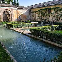 Alhambra, Granada. España
