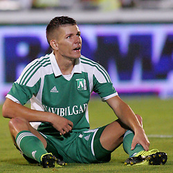20140725: BUL, Football - Roman Bezjak (SLO) of PFC Ludogorets