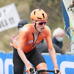 27-09-2020: wielrennen: WK weg mannen: Imola<br /> <br /> Dylan van Baarle