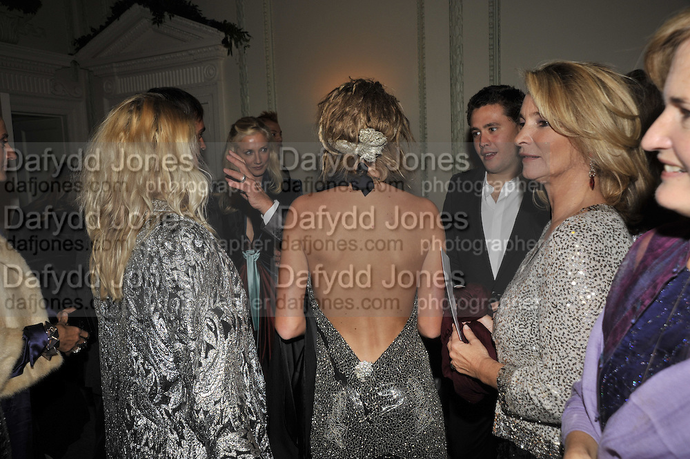 LARA BOGLIONE, Nicky Haslam party for Janet de Botton and to celebrate 25 years of his Design Company.  Parkstead House. Roehampton. London. 16 October 2008.  *** Local Caption *** -DO NOT ARCHIVE-© Copyright Photograph by Dafydd Jones. 248 Clapham Rd. London SW9 0PZ. Tel 0207 820 0771. www.dafjones.com.