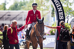 Ehning Marcus, GER, Comme Il Faut 5<br /> CHIO Rotterdam 2018<br /> © Hippo Foto - Sharon Vandeput<br /> 24/06/18