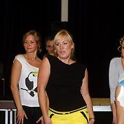 1e Repetitiedag de Jantjes, cast, Wieneke Remmers, Brigit Schuurman