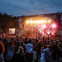 Muse på Hovescenen under Hovefestivalen 29 juni 2010.<br /> <br /> Muse live at Hovefestival in Arendal Norway june 29 2010.