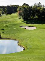 SAINT OMER (France) - Hole 13. AA Saint-Omer Golf Club. Copyright Koen Suyk