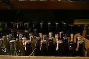Belo Horizonte_MG, Brasil.<br /> <br /> Cachacaria e distribuidora Adega da Pinga no Lourdes in Belo Horizonte, Minas Gerais.<br /> <br /> Adega da Pinga  Brewery in Lourdes, Belo Horizonte, Minas Gerais.<br /> <br /> Foto: BRUNO MAGALHAES / NITRO