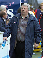 Photo: Matt Bright/Sportsbeat Images.<br /> Wycombe Wanderers v Swindon Town. The FA Cup. 10/11/2007.<br /> Paul Sturrock Manager of Swindon Town