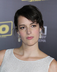 Solo: A Star Wars Story Premiere - Los Angeles. 10 May 2018 Pictured: Phoebe Waller Bridge. Photo credit: Jaxon / MEGA TheMegaAgency.com +1 888 505 6342