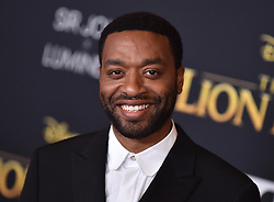 """The Lion King"" world premiere held at the Dolby Theatre. 09 Jul 2019 Pictured: Chiwetel Ejiofor. Photo credit: O'Connor/AFF-USA.com / MEGA TheMegaAgency.com +1 888 505 6342"