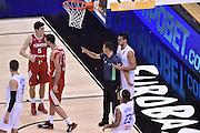 DESCRIZIONE : Berlino Berlin Eurobasket 2015 Group B Turkey Italy<br /> GIOCATORE : Danilo Gallinari<br /> CATEGORIA : ritratto proteste<br /> SQUADRA : Turkey Italy<br /> EVENTO : Eurobasket 2015 Group B <br /> GARA : Turkey Italy<br /> DATA : 05/09/2015 <br /> SPORT : Pallacanestro <br /> AUTORE : Agenzia Ciamillo-Castoria/Giulio Ciamillo <br /> Galleria : Eurobasket 2015 <br /> Fotonotizia : Berlino Berlin Eurobasket 2015 Group B Turkey Italy