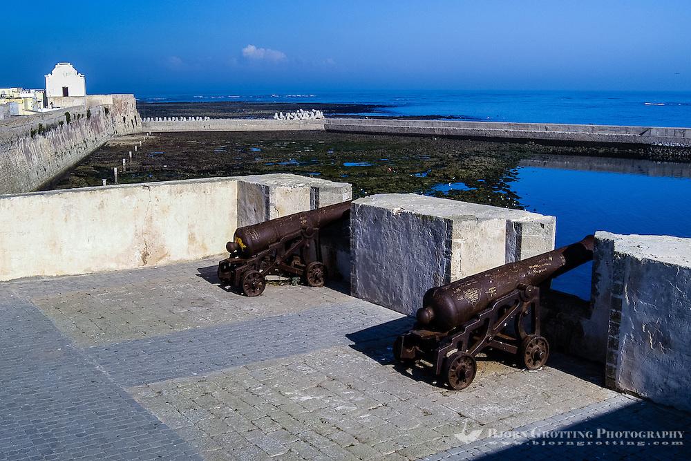 El Jadida, previously known as Mazagan, is a port city on the Atlantic coast of Morocco.