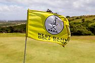 06-11-2017 Foto's genomen tijdens een persreis naar Buffalo City, een gemeente binnen de Zuid-Afrikaanse provincie Oost-Kaap. West Bank Golf Club - Vlag