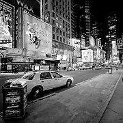 Main drag, New York, United States (March 2005)