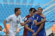Italy v Uruguay 240614