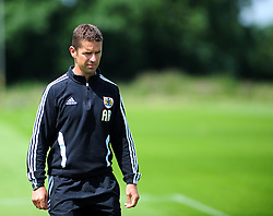Alex Russell - Photo mandatory by-line: Dougie Allward/JMP - Tel: Mobile: 07966 386802 28/06/2013 - SPORT - FOOTBALL - Bristol -  Bristol City - Pre Season Training - Npower League One