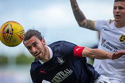 Falkirk's Gregor Buchanan. Falkirk 1 v 1 Livingston, Livingston win 4-3 on penalties. BetFred Cup game played 13/7/2019 at The Falkirk Stadium.