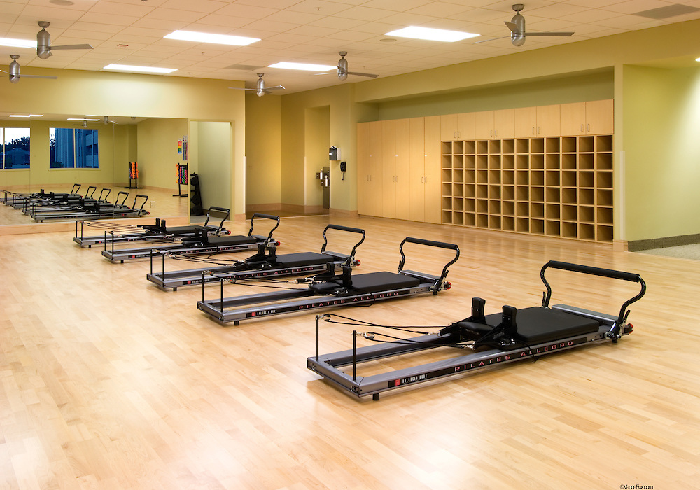 St Mary's Medical Center - Fitness Center for Childs Mascarni Warner Architects and Q&D Construction, Reno, Nv