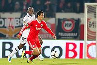 20120103: GUIMARAES, PORTUGAL - Portuguese League Cup, 3rd Stage, Round 1: VSC Guimaraes vs SL Benfica. <br /> In photo: Rodrigo.<br /> PHOTO: CITYFILES