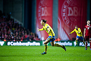 Sweden qualify for Euro 2016 after draw against Denmark