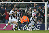 Photo: Rich Eaton.<br /> <br /> West Bromwich Albion v Preston North End. Coca Cola Championship. 26/12/2006. Jason Koumas celebrates scoring the first goal of the game for Albion