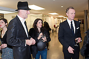 RICHARD STRANGE; LAUREN KEMP; GARY KEMP The launch party of HiBrow and A Mighty Big If. ÊThe Crypt. St. Martins in the Fields. London. 24 January 2012<br /> RICHARD STRANGE; LAUREN KEMP; GARY KEMP The launch party of HiBrow and A Mighty Big If.  The Crypt. St. Martins in the Fields. London. 24 January 2012