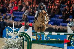 Olaerts Bart, BEL, Jada van de Gaverranch<br /> Jumping Mechelen 2019<br /> © Hippo Foto - Dirk Caremans<br />  26/12/2019