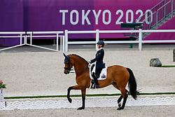 Hanna Mary, AUS, Calanta, 101<br /> Olympic Games Tokyo 2021<br /> © Hippo Foto - Dirk Caremans<br /> 24/07/2021