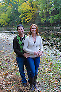 10/14/12 9:27:41 AM - Newtown, PA.. -- Amanda & Elliot October 14, 2012 in Newtown, Pennsylvania. -- (Photo by William Thomas Cain/Cain Images)