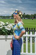 MARISSA HERMER, Cartier Queen's Cup. Guards Polo Club, Windsor Great Park. 17 June 2012