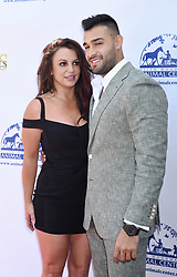 Stars at the 2019 Daytime Beauty Awards red carpet. 20 Sep 2019 Pictured: Britney Spears and Sam Asghari. Photo credit: Janet Gough / AFF-USA.com / MEGA TheMegaAgency.com +1 888 505 6342
