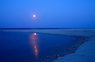 South Beach Moonrise- Chatham