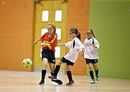 Girls Under 10 Indoor Soccer Final Tipperary v Donegal