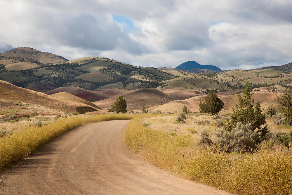 Painted Hills, Eastern Oregon