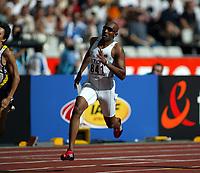 Friidrett, 23. august 2003, VM Paris,( World Championschip in Athletics),  Hamdan Al-Bishi på 400 meter