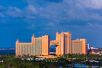 The Atlantis Paradise Island resort, Nassau, The Bahamas