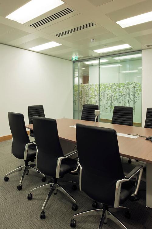 WORK ENVIRONMENT - OFFICE INTERIOR