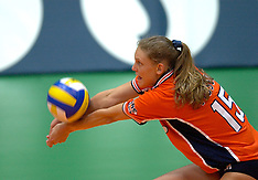 20000104 DUI:  Olympische Kwalificatie Toernooi vrouwen, Bremen