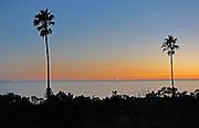Santa Cruz Summer Sunset