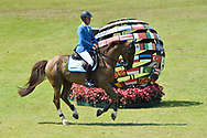 Christian AHLMANN (GER) riding Tokyo during the World Equestrian Festival, CHIO of Aachen 2018, on July 13th to 22th, 2018 at Aachen - Aix la Chapelle, Germany - Photo Christophe Bricot / ProSportsImages / DPPI