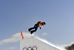 12-02-2018 SNOWBOARDEN: SLOPESTYLE: OLYMPISCHE SPELEN: OLYMPIC GAMES: PEYONGCHANG 2018<br /> <br /> <br /> Foto: Soenar Chamid