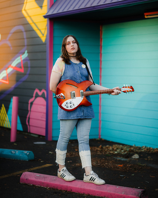 Shaylee, for Kill Rock Stars, September 2020. Photo by Jason Quigley.