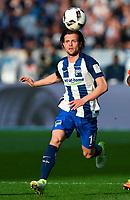 Valentin Stocker (Berlin)<br /> Berlin, 06.05.2017, Fussball Bundesliga, Hertha BSC Berlin - RB Leipzig 1:4<br /> Norway only
