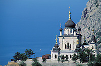 Foros church - Black sea - Crimea - Ukraine