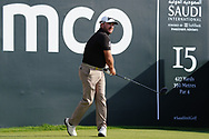 Graeme McDowell (NIR) on the 15th during Round 4 of the Saudi International at the Royal Greens Golf and Country Club, King Abdullah Economic City, Saudi Arabia. 02/02/2020<br /> Picture: Golffile   Thos Caffrey<br /> <br /> <br /> All photo usage must carry mandatory copyright credit (© Golffile   Thos Caffrey)
