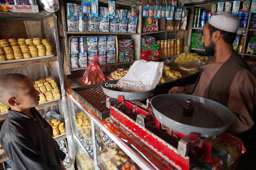 mini supermarket in kabul
