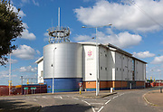 Modern architecture of Trinity House building, The Quay, harwich, Essex, England, UK