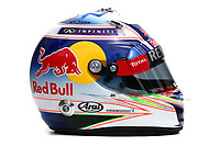 RICCIARDO daniel (aus) red bull renault rb11 ambiance casque helmet during 2015 Formula 1 championship at Melbourne, Australia Grand Prix, from March 13th to 15th. Photo DPPI.