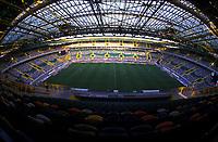 LISBOA-20 OUTUBRO:Vista geral do Est‡dio Alvalade XXI¼ casa da equipa da super liga do Sporting C.P. e que vai albergar o EURO 2004, 20-10-03 19:45 no est‡dio Alvalade XXI.<br /> (PHOTO BY: AFCD/NUNO ALEGRIA)
