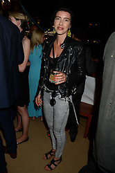The Johnnie Walker Blue Label and David Gandy Drinks Reception aboard John Walker & Sons Voyager, St.Georges Stairs Tier, Butler's Wharf Pier, London, UK on 16th July 2013.<br /> Picture Shows:-Kira Morgan