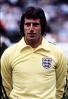 Fotball<br /> England<br /> Foto: Fotosports/Digitalsport<br /> NORWAY ONLY<br /> <br /> RAY CLEMENCE<br /> ENGLAND 1980/198